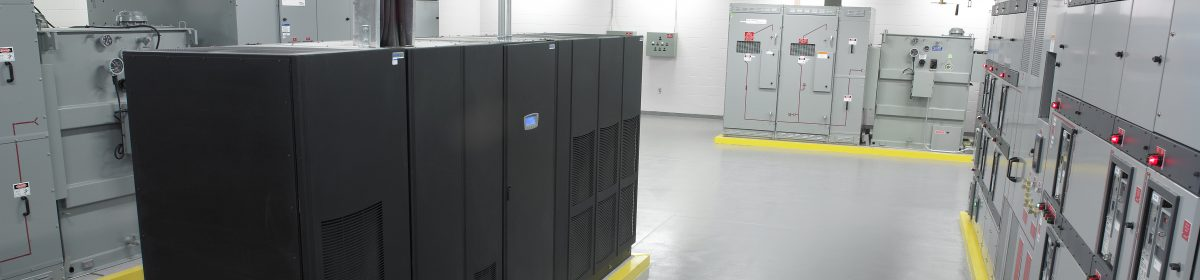 UPS & IT Power Distribution